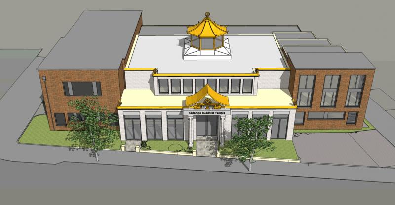 Kadampa Temple